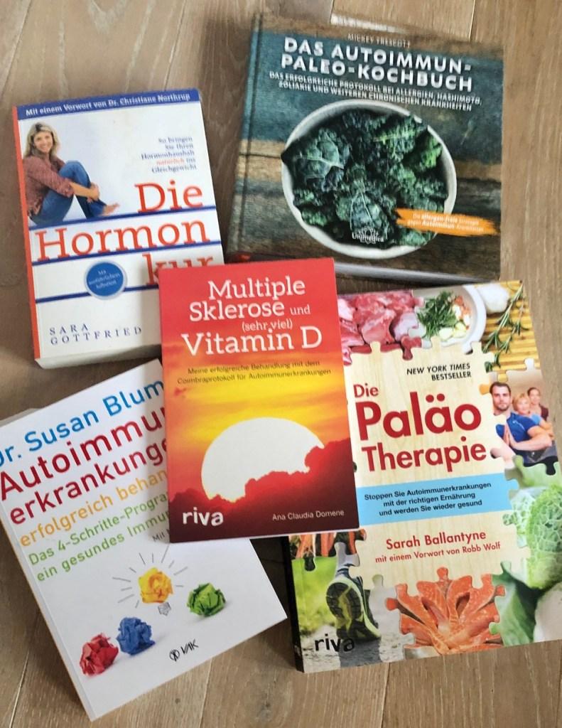 Bücher zur funktionellen Medizin