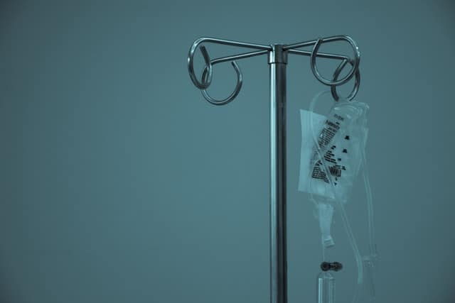 The anifrolumab FDA approval allows Saphnelo to be given intravenously