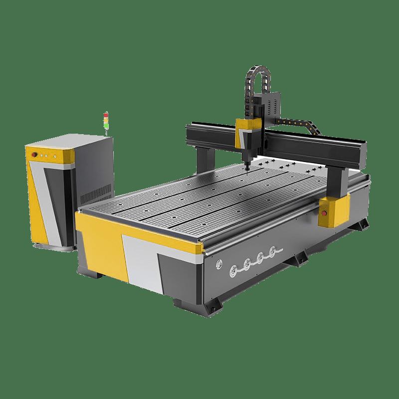 Fraiseuse CNC bois et métal LUQUE Machines série L