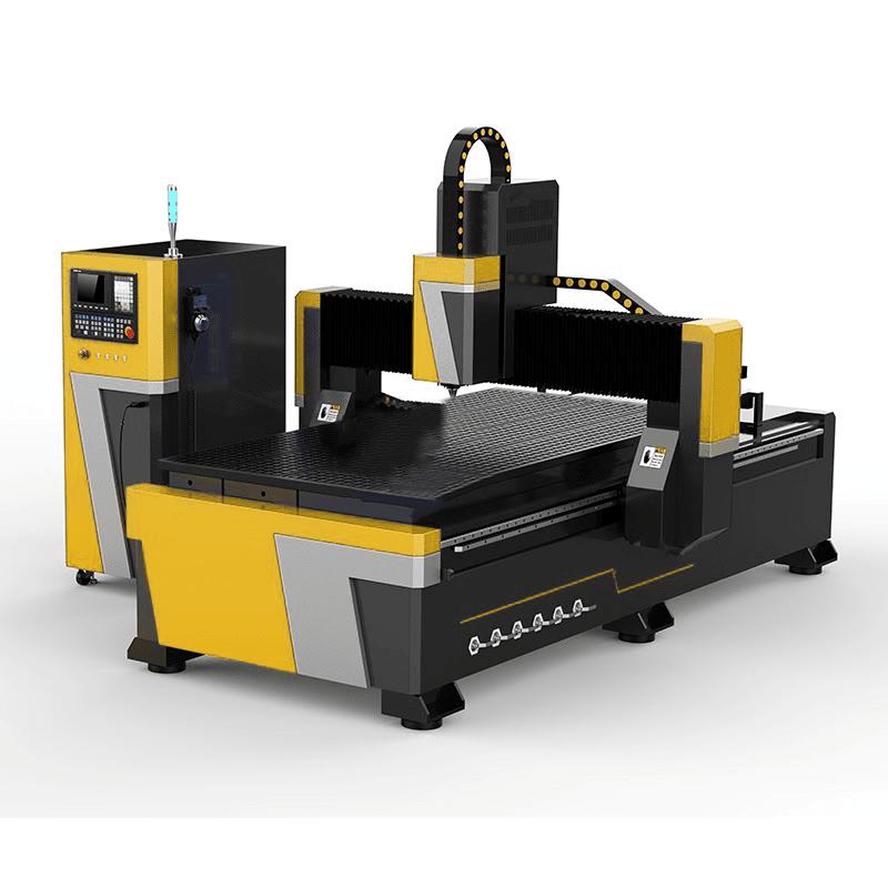 Fraiseuse CNC série L changeur d'outil automatique