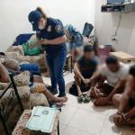 Policía desbarata una banda delictiva y aclara al menos 10 asaltos en Asunción y Central