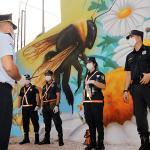 Ministro del Interior anuncia que priorizará institucionalidad y profesionalismo en filas policiales
