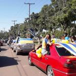 """Luque """"desbordada"""" de alegría por los 100 años del Sportivo Luqueño"""