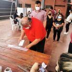 Sin cargo, sin amigos: El condenado OGD votó a «escondida»