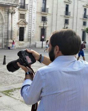 Shooting.