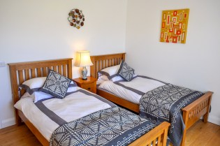 Twin bedroom | Lurach House