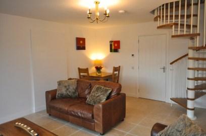 Living Room | Lurach Flat