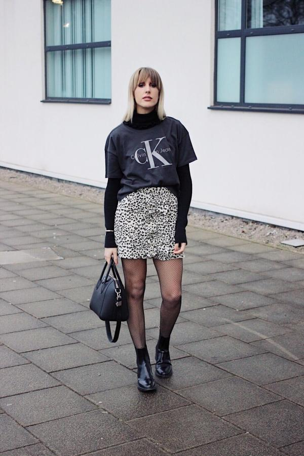 Styling Leopard Print Minimal Uk Fashion Lhl