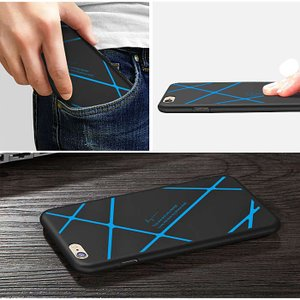 iPhone7ケース 超薄 超軽量 高品質PC 耐衝撃 360度全面保護 (ホワイト)