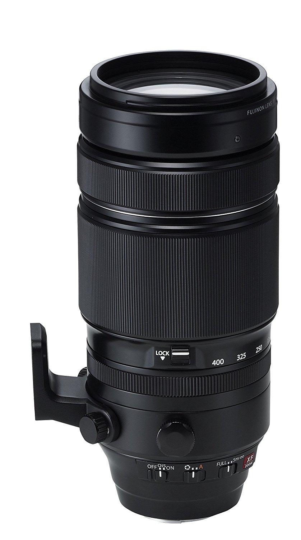 FUJIFILM 超望遠ズームレンズ XF100-400mmF4.5-5.6 R LM OIS WR