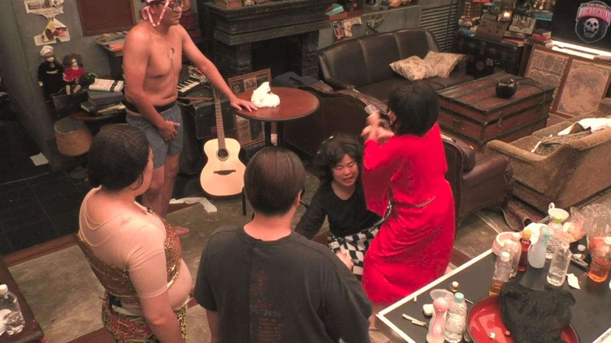 第四話(エピソード4)デッドヒート
