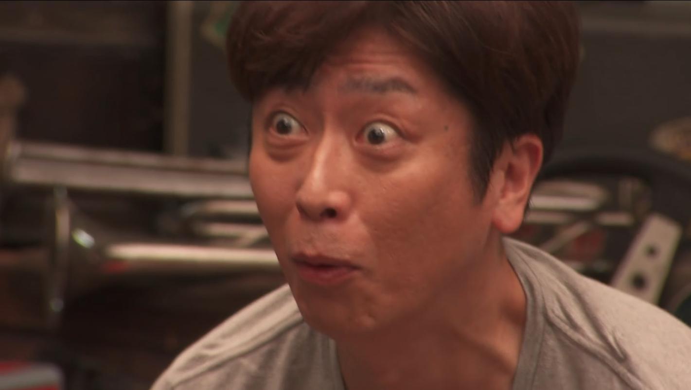第ニ話(エピソード2)大物襲来