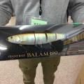 サタン島田の300mm強烈ジャイアントベイト「バラム300」がついに発売された!!【ショートムービーあり】