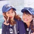 超可愛いHapysonガール・こにたん実釣レポ☆タチウオジギングで素敵な出会いに感動!
