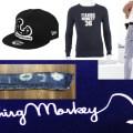 デニムを採用したライフジャケットや釣りをモチーフとしたアパレルを多数扱うブランド「フィッシングモンキー」を紹介
