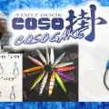 アシストフックCOSO掛【COSOGAKE】ガンクラフトで開発中のジギング用NEWアシストフック・コソガケを紹介