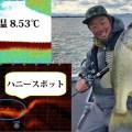 水温が10度を切ってきた琵琶湖での狙いはズバリ!浚渫エリアの地蔵バス【寄稿by武田栄喜】
