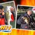 今週の釣り番組予告-4月3日放送-TheHIT「フル満水&水温急低下で大苦戦!ボウズだけは…」、ルアルアチャンネル「広瀬さんとボートロックフィッシュゲーム」