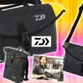 【釣り用なら防水製の高いバッグが間違いなし】ダイワのNEWターポリン製バッグTPシリーズ全4種をご紹介
