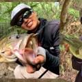 オカッパリのバス釣りで効く秋の巻きモノ系ルアーと使い方を紹介