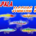 ド定番「フィギュアエイト」アクションで根こそぎ釣れるラパラの「ジギングラップ」