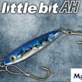 【巻く/落とす/釣れる】簡単操作で楽しく使えるメタルジグ!ヤマリアの「リトルビットAH」をご紹介!