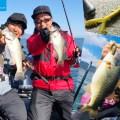 【琵琶湖の南湖が絶好調】チャンネルライン沿いを狙え!永野総一朗が晩秋の穴バスの狙い方を徹底解説