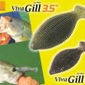 【全身リブボディ/水押し&水噛み抜群】ギルパターンで投入したい!Vivaのギル型ワーム「ビバギル3.5inch/2.5inch」