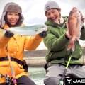 【be GOOD fun EGG】誰でも手軽に楽しめる!水野浩聡が超万能ロッド「GOOD ROD」を使って海上釣り堀を満喫