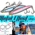 【メタルエフェクト・ステイフォール】井熊 亮プロデュース! 黒豹ジャークが簡単にできる新型メタルジグが登場予定!