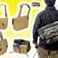 【ABUランガンメッセンジャーバッグ2】バスやSW各種のオカッパリランガンにオススメのバッグを紹介