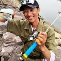 【ちょい釣りを楽しむロッド】「エッグキャストタフィー」がリニューアル!一足はやく使ってみた感想は…