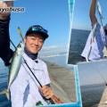 【堤防からお手軽ジギング】コンパクトジグ&ジギングサビキで無双モード!SLS(スーパーライトショアジギング)を紹介!