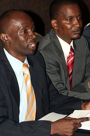 FLS Executive Director, Edwin Lifwekelo