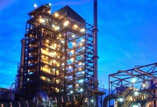 Mopani Smelter in Mufulira