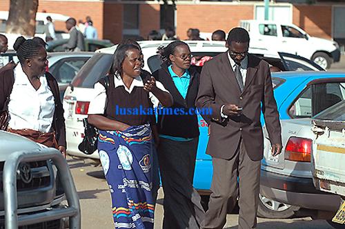North Western Provincial Minister Hon Nathaniel Mubukwanu