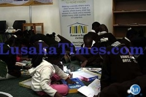 File:Children  reading books