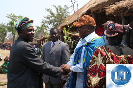 Zambia : Last Week/Weekend in Pictures