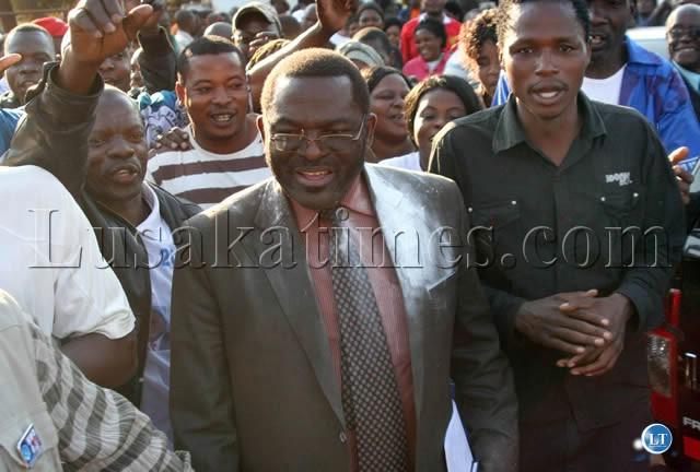 MMD Trustee Dr Peter Machungwa