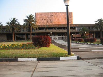Zambian National Assembly Building