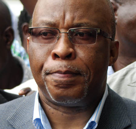 Former Zambian High Commissioner to Canada Dr Nevers Mumba