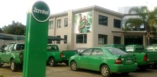 ZAMTEL Headquarters