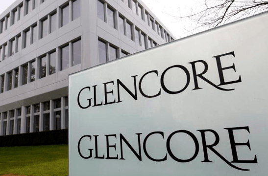 Glencore, the world's largest diversified commodities trader