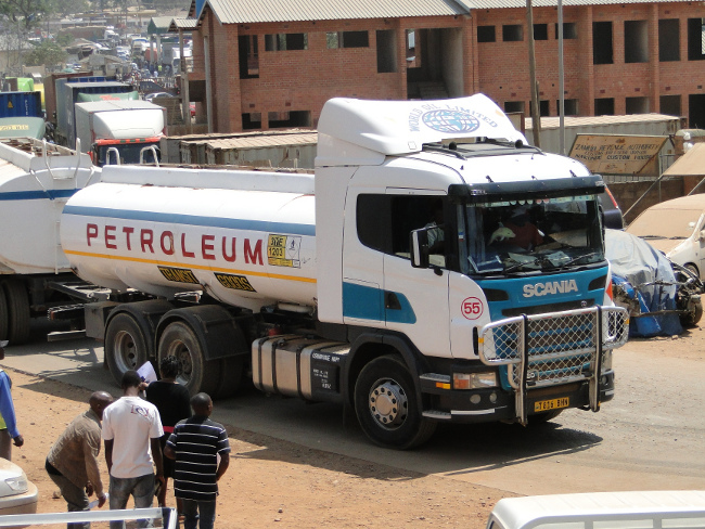 Zambia : Trafigura disputes $20million deal to transport oil into Zambia