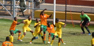 Zambia Under 17 Vs South Africa under 17