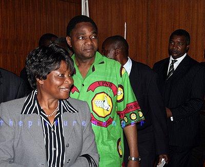 UPND Pemba MP Mutinta Mazoka