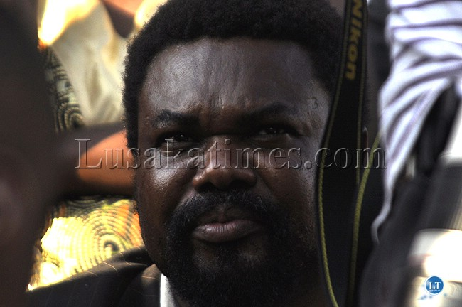 UPND vice president for administration Canicius Banda
