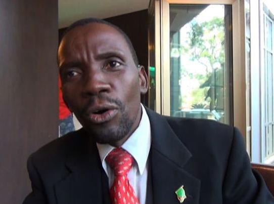 FODEP Executive Director McDonald Chipenzi