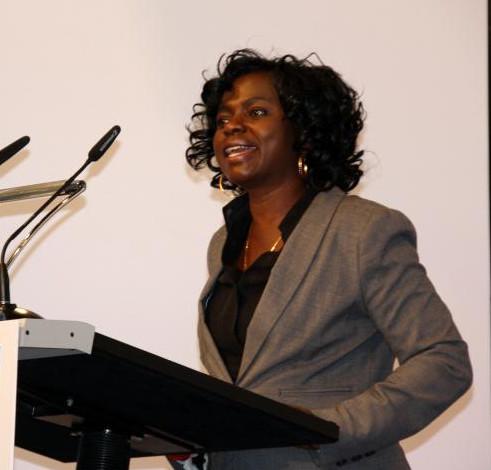 ZNFU President Dr. Evelyn Nguleka