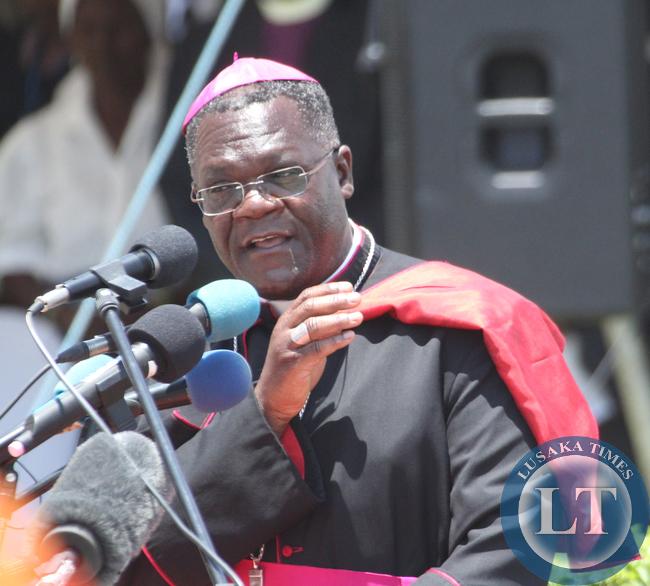 Bishop Alick Banda